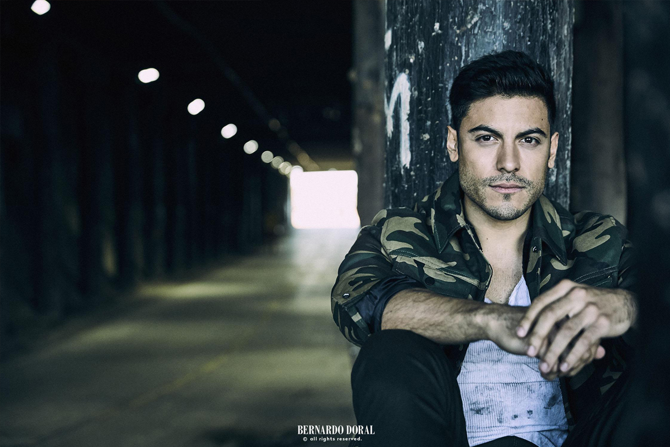 CARLOS RIVERA - Sony Music - Album Cover + Promo Stills