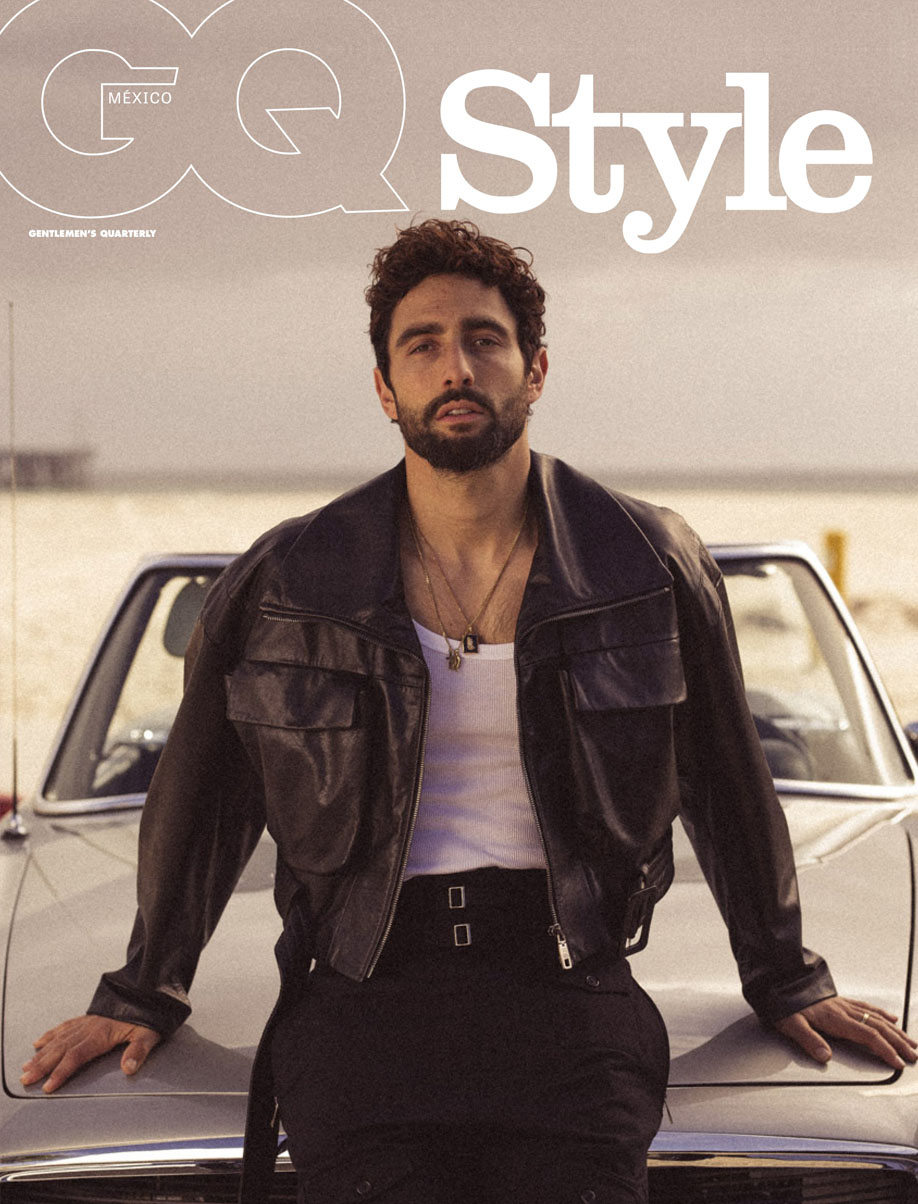 Noah Mills - GQ Mexico - April 2020 Issue